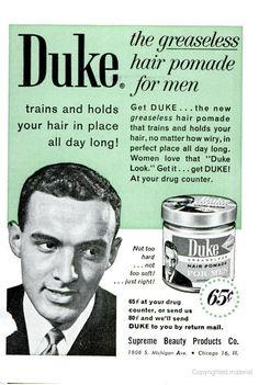 vintage ad.
