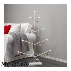 IKEA STRALA LED floor candelabra, tree-shaped NEW #ikea