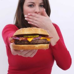 Disgusted by Food? http://www.rodalewellness.com/food/50-foods-you-should-never-eat