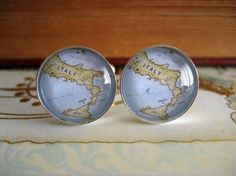 Great Father's Day idea - cufflinks!