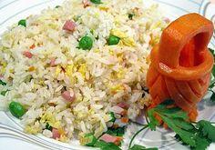 Imagen: foroparalelo.com   Preparamos para seis personas   Necesitamos   100 - 150 gramos de jamón de York, en un trozo  2 zanahorias pela...