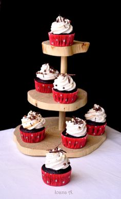 Sweet & Spice: cupcakes cu cafea/ coffee cupcakes