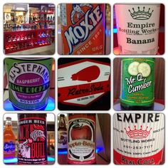 """See 12 photos and 1 tip from 20 visitors to Retro Soda. """"Pretty cool set up for drinks! Vegas 2, Las Vegas Strip, Diner Kitchen, Clever Advertising, Soda Fountain, Winter Olympics, Pretty Cool, Beer Bottle, Four Square"""