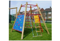 Childrens Climbing Frame | Rope Ladder | Climbing Wall | Rock Wall | Net | Suppliers UK