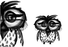 owl by que   <3 <3 <3