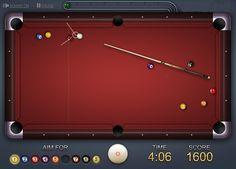 Do you love billiards? #onlinegames #sports