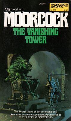 MICHAEL WHELAN - Urish's Bane - art for The Vanishing Tower by Michael Moorcock - 1977 DAW Books