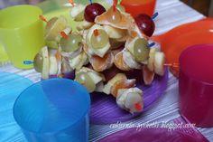 Cukiernia Pychotki: Owocowe szaszłyki