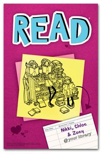 $10 Dork Diaries Mini Poster - Posters - Products for Children - Products for Young Adults - ALA Store
