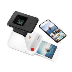 Polaroid Printer, Photo Polaroid, Polaroid Pictures, Photo Printer, Polaroid Camera, Camera Gear, Camera Roll, Smartphone, Iphone Hacks