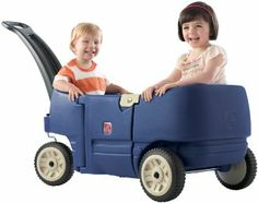 Step2 Wagon for Two Plus
