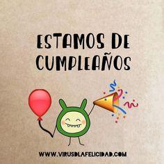 Aprovecha que hoy estamos de celebración y usa el código ALBERT para tener envíos gratis!  Sólo hasta las 00h!!  http://ift.tt/1n71PmC  #virusdlafelicidad #enviosgratis #celebracion