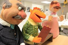 Collection of Jim Henson Puppets and Props Donated to Smithsonian's National Museum of American History