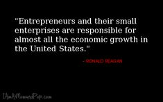 Entrepreneurs are responsible for almost all of the economic growth in the United States.iamamomandpop.com  CLICK ON THE IMAGE---> https://www.LawofAttractionSecrets.ca