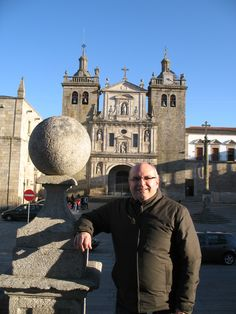 Viseu, Portugal ,Igreja de Santo Teotonio : primeiro santo portugues-  Fotografia de Fernanda Sant`Anna do Espirito Santo e Clóvis do Espirito Santo Jr.