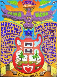 Tropicalia Concert Poster