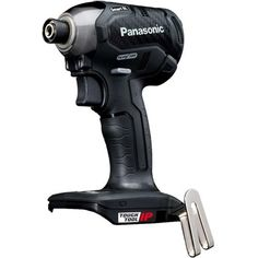 *CLICK TO ENLARGE* Panasonic EY76A1 14.4V/18V brushless impact driver (body only)