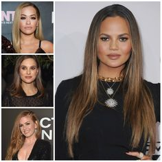 Top Hair Colors for Winter 2017