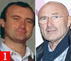 Phil Collins: Former Genesis frontman, 63, retired in 2011 with £115 million fortune and 1...