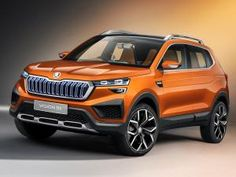 Skoda Vision IN has finally been unveiled at the New Delhi Auto Expo. This is an SUV concept that will then come in the form of a series model but only for the Indian market. Vision In is part of a specific Skoda strategy of wanti Crossover, Hyundai Creta, Family Suv, Honda, New Hyundai, Upcoming Cars, Expo 2020, Mid Size Suv, Latin America