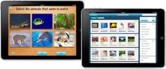 Digital picture flash cards that can be customized for use during Applied Behavior Analysis
