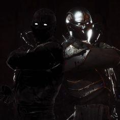 Noob Saibot, Dark Fantasy Art, Mortal Kombat, Videos, The Darkest, Darth Vader, Darkness, Zero, Fictional Characters