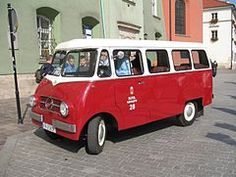 Mikrobus Nysa N59M
