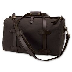 Filson Duffle Bag-Small, $225.00