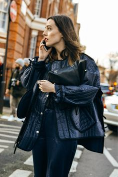 Puffy and Practical: Staying Warm With Quilted Jackets