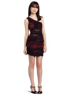Rampage Juniors Printed Dress..