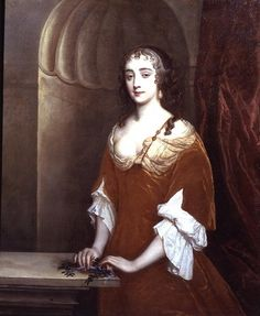 Lady Anne Hyde, Duchess of York, wife of James II, mother of Queen Mary II. Anne succumbed to breast cancer. Queen Mary Ii, Mary Queen Of Scots, Queen Anne, Adele, House Of Stuart, Bonnie Prince, Duchess Of York, England, Portraits