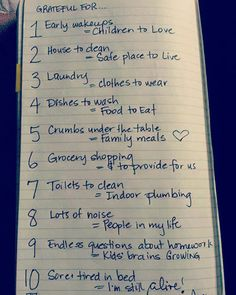 Even when things aren't going quite right, there are a lot of things to be thankful for in your life. www.LifeInFocusWellness.com