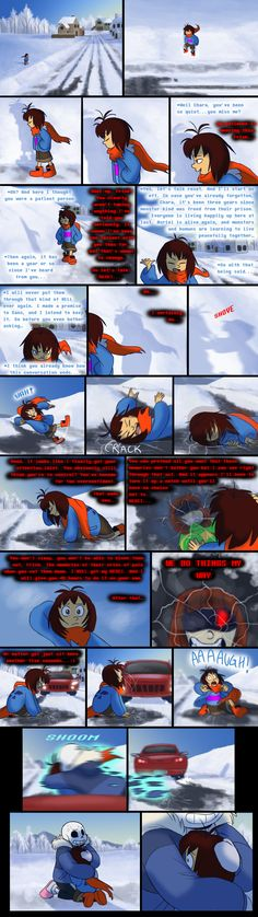 Endertale - Page 8 by TC-96 on DeviantArt