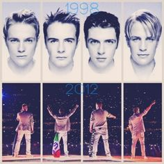 I love them since I was kid, when Bryan still with them! No matter what happens to them, I will always love westlife!