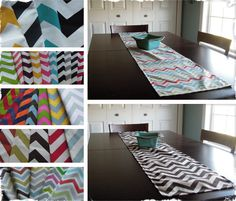 LAST DAY OF SALE!!!  $14 Everyday Table Runners - 2 Sizes! 31 Designs to Choose From! at VeryJane.com