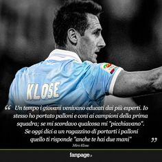 Miroslav #Klose #Lazio