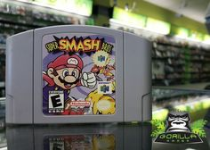 Who was your main back then? #SmashBros #N64 #Retro