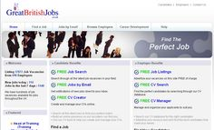 Search and apply for jobs in the UK with Great British Jobs.  http://www.GreatBritishJobs.co.uk