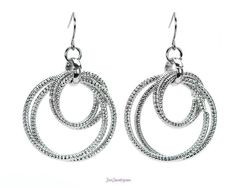 Silver Lining Earrings $16 (E-010021 - The Finishing Touch) pg. 11