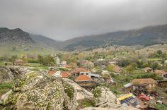 Shtavica village in Municipality of Prilep - Macedonia Postcards