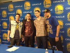 Big thanks once again to Seth & Mychel for taking over our account. Good genes, huh? #SplashBrothers