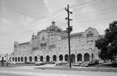 Gulf Mobile and Ohio railroad terminal. Mobile, Alabama, 1964 | Hemmings Daily