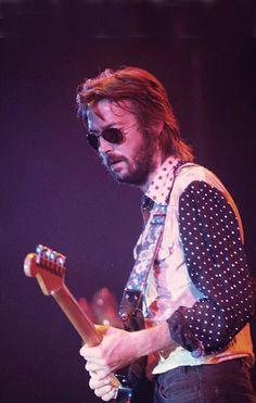 Eric Clapton 1974 USA Tour