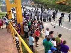 México: Colectivo Pro Derechos Humanos El Caracol A.C. denuncia la represión en Cantemó, Campeche
