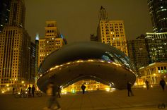 The Bean. Millenium Park Chicago, IL. Eyesee Photographers
