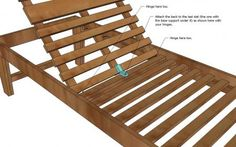DIY Ana White Outdoor Chaise Lounge tutorial