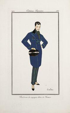 Journal des dames et des modes, 1914