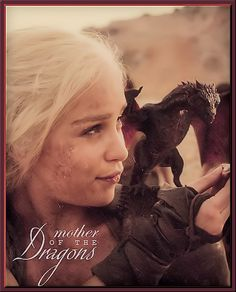 Daenerys (in the Red Waste; while on the road to Qarth)