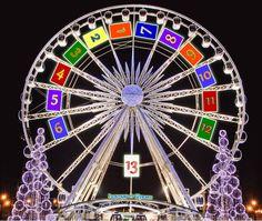 Расклад годовой на все сферы «Колесо фортуны»   Магия Шувани