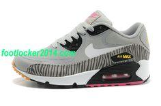 timeless design fffe6 5356d Nike Air Max 90 Prm Tape Zebra Light Grey Bright Pink 616317 010  New  Air   Max  Nikes